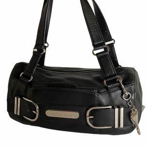 Authentic Charles David Black Hobo Handbag